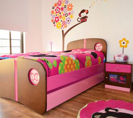 سرویس خواب اتاق کودکان