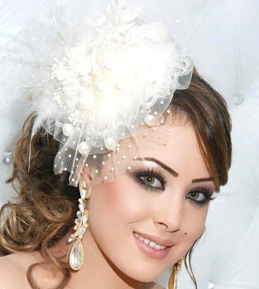 مدل آرایش خلیجی عروس | www.ysame.ir