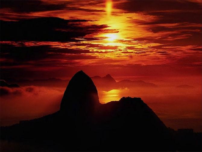 عکس طبیعت و مکان های زیبای برزیل