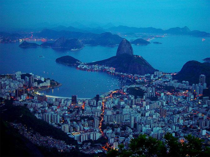 تصاویر طبیعت و مکان های زیبای برزیل