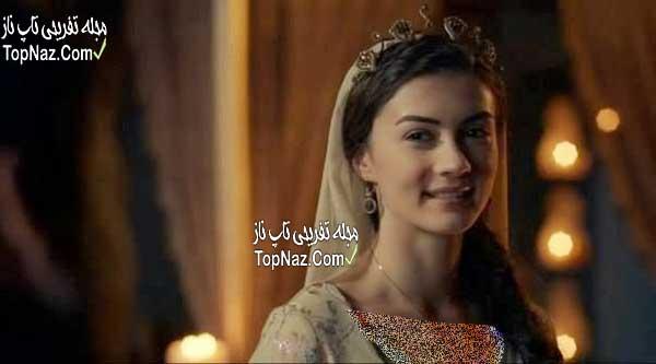 عکس های حوری جهان در سریال حریم سلطان
