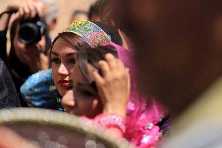 عکس دختر شیرازی