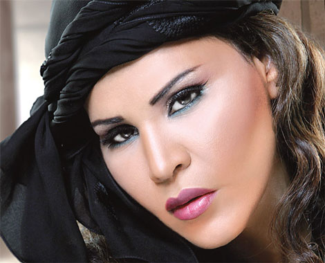 احلام خواننده ایرانی اعتراف خیانت خواننده معروف زن عرب به همسرش +عکس
