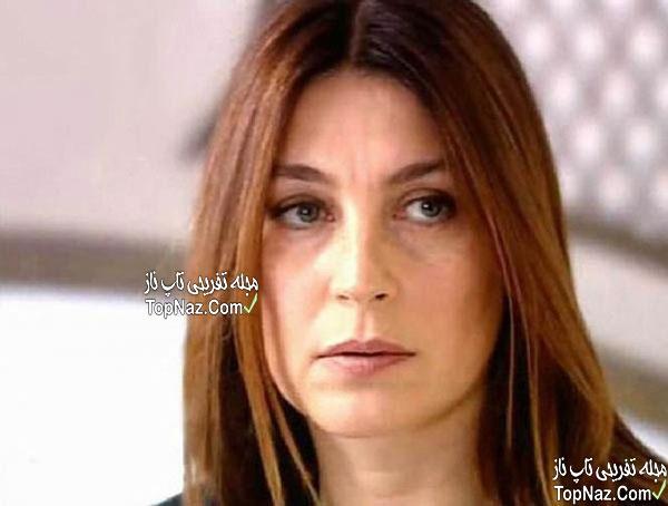 عکس زهرا در سریال فریحا