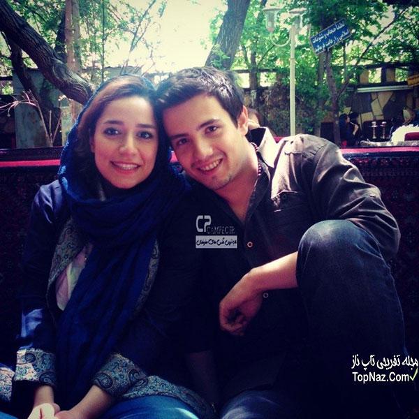 عکس بازیگران ایرانی و همسرانشان جدید 96