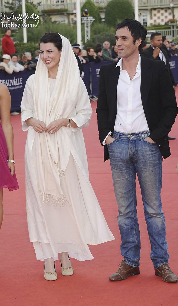 مدل لباس های لیلا حاتمی در جشنواره کن