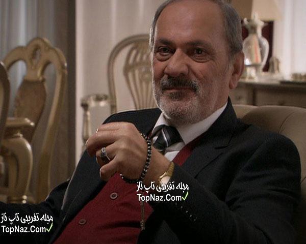 عکس متین چکمز در نقش رض در سریال فریحا