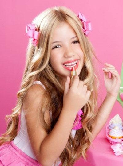مدل مو دخترانه (7)