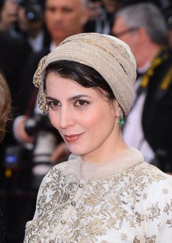 لیلا حاتمی در جشنواره کن