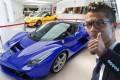 عکس از خودروی جدید کریستیانو رونالدو