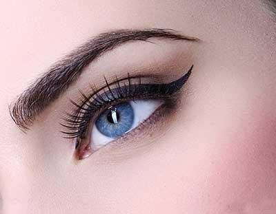 رنگ لنز مناسب، برای چشم ها