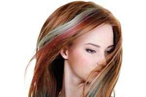 نکاتی برای رنگ کردن موهای بلند