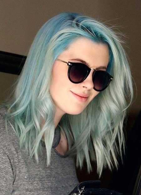 مدل رنگ مو بهار و تابستان 2014