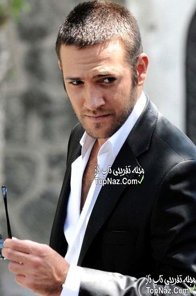برک ارچر در نقش میشا در سریال سعید و شورا