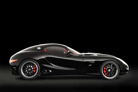 اخبار,اخبار گوناگون, ترایدنت Iceni سریعترین خودروی اسپرت دیزلی جهان