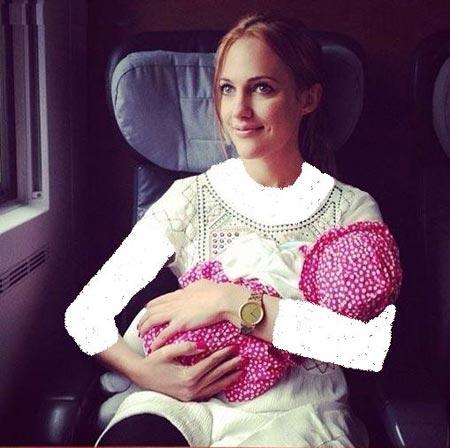 عکس های مریم اوزرلی (خرم سلطان) بعد از بچه دار شدن