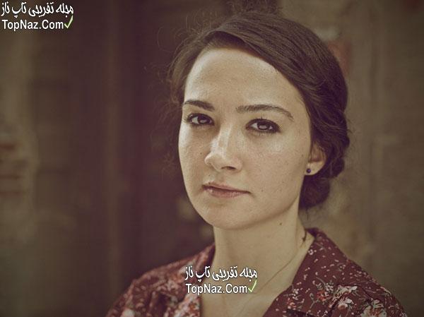گلشاه فرینکلی اوغلو در نقش گانجه در سریال فریحا