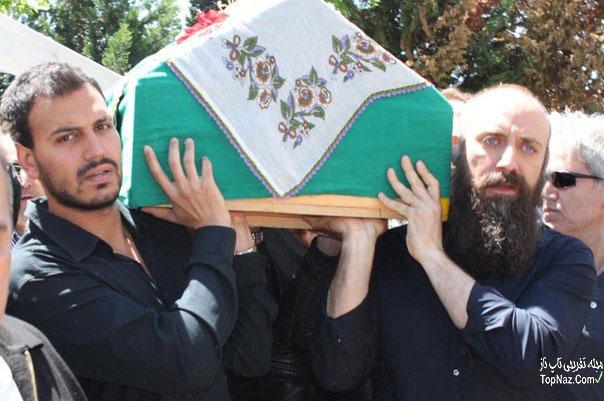 مادر سلطان سلیمان درگذشت