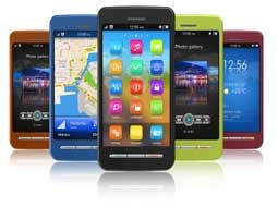 معرفی زیباترین گوشی های بازار