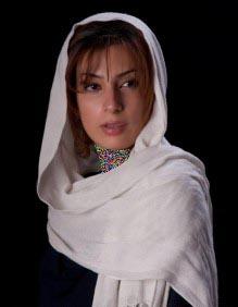 عکس غزاله جزایری بازیگر ایرانی با ظاهر جدید