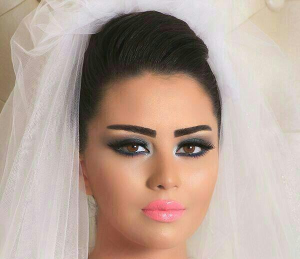 مدل آرایش چشم عربی