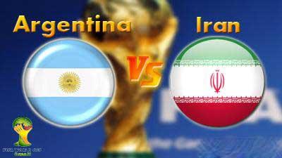 نتیجه بازی ایران و آرژانتین در جام جهانی 2014 +فیلم