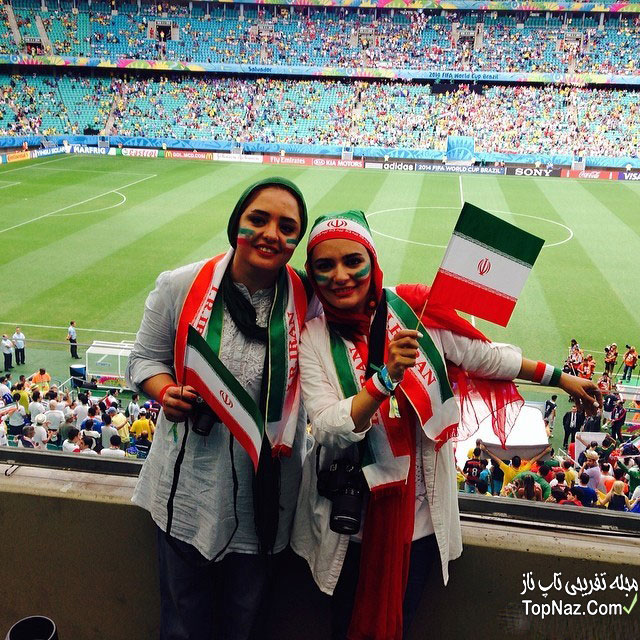 بازیگران ایرانی در برزیل