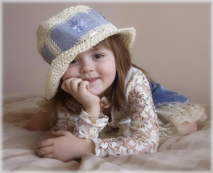 عکس دختر ناز و کوچولو