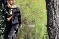 دو عکس از شبنم قلی خانی در استرالیا