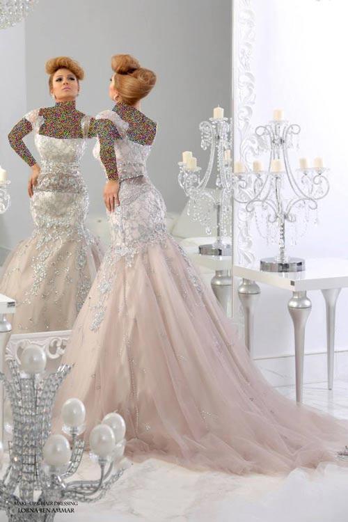 مدل لباس نامزدی امروزی