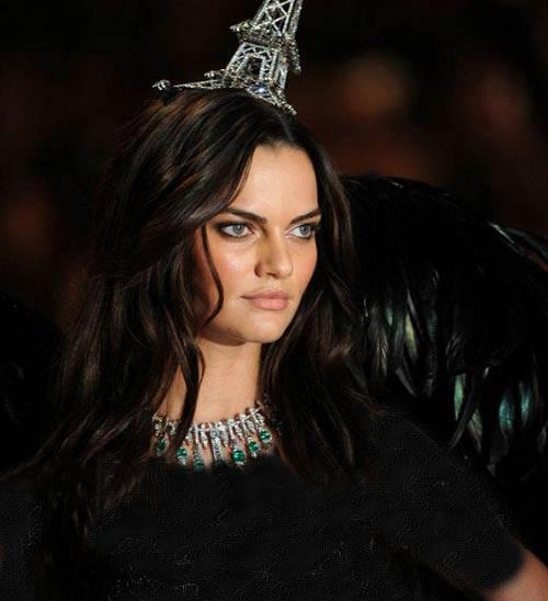 مدل زیبای برزیلی