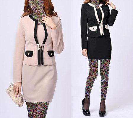 مدل کت و دامن و شلوار زنانه ۲۰۱۴