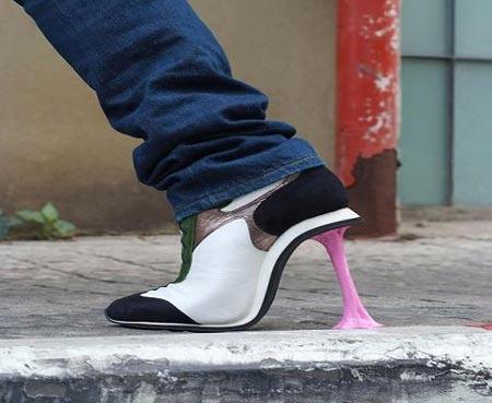 جدیدترین مدل کفش پاشنه بلند