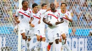 نتیجه دیدار کاستاریکا و اروگوئه در جام جهانی 2014