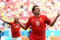 نتیجه بازی سوئیس و اکوادور در جام جهانی 2014