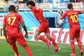 نتیجه بازی بلژیک و و الجزایر در جام جهانی 2014