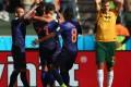نتیجه بازی تیم هلند و استرالیا در جام جهانی 2014