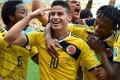 نتیجه بازی ساحل عاج و کلمبیا در جام جهانی 2014