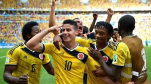 نتیجه بازی کلمبیا و ژاپن جام جهانی 2014 و صعود کلمبیا