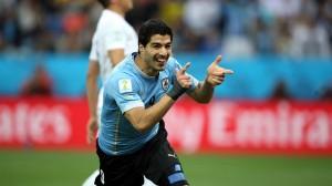 نتیجه بازی اروگوئه و انگلیس در جام جهانی 2014