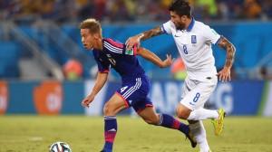 نتیجه بازی ژاپن و یونان در جام جهانی 2014