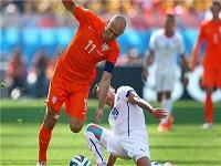 نتیجه بازی هلند و شیلی جام جهانی 2014 و صعود هلند