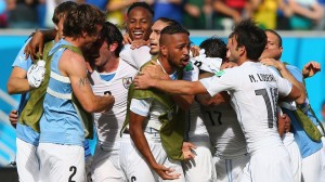 نتیجه بازی اروگوئه و ایتالیا جام جهانی 2014 و حذف ایتالیا