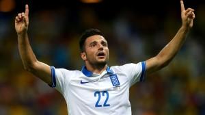 نتیجه بازی یونان و ساحل عاج جام جهانی 2014 و صعود یونان
