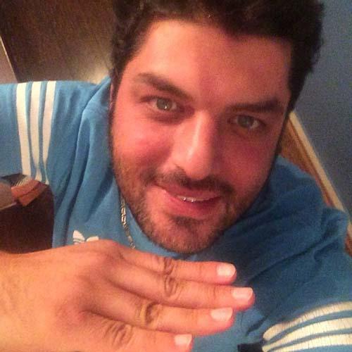 واکنش سام درخشانی به شایعه ازدواج با نرگس محمدی! +عکس