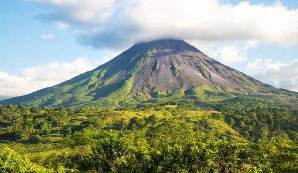 مکان های گردشگری کاستاریکا