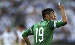 تیم مکزیک 1 بر صفر کامرون را برد