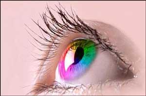 اطلاعات خواندنی در مورد چشم ها رنگی