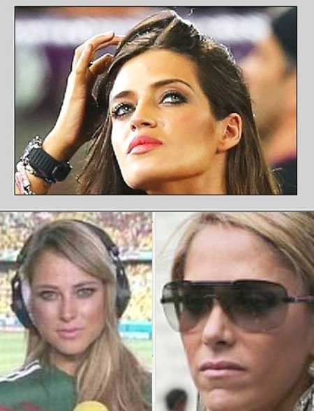 معرفی 3 مجری زن معروف جام جهانی