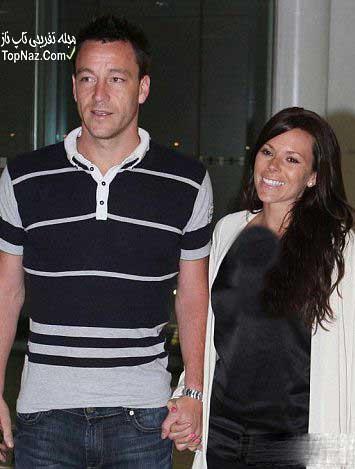 فوتبالیست های معروف و همسرانشان